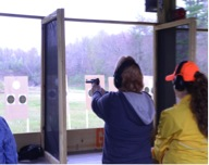 Ladies Learn to Shoot